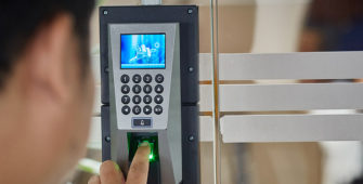 Door 335x170 - The Benefits of Access Control Systems for a Small Business